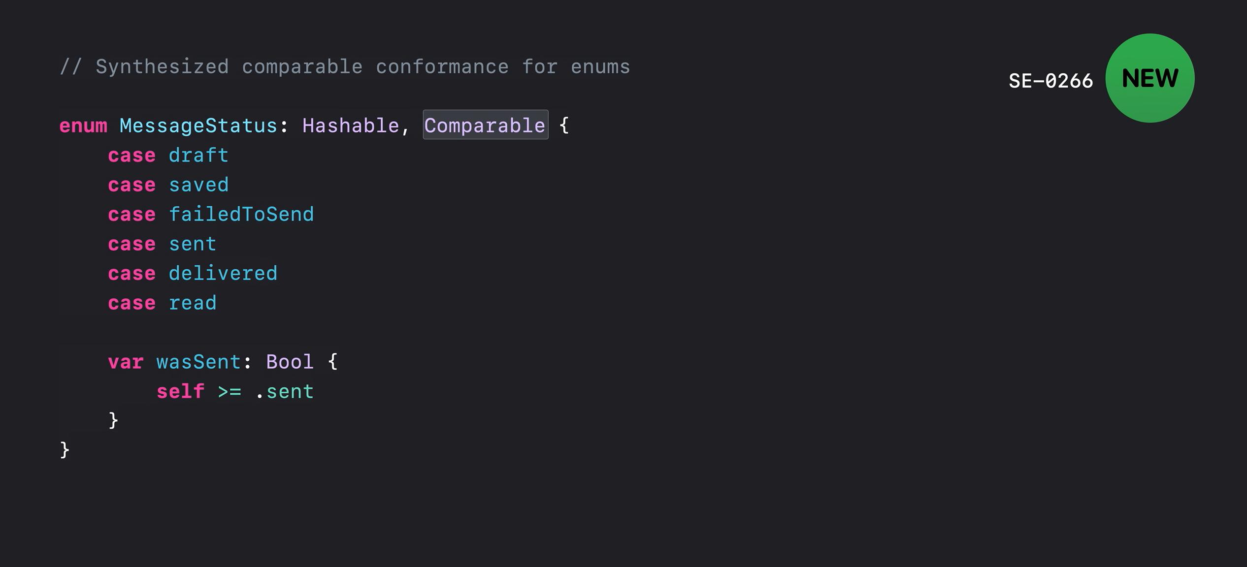 enum-compare